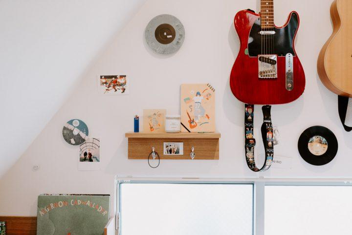 「壁美人」で、壁を自由自在に彩ろう