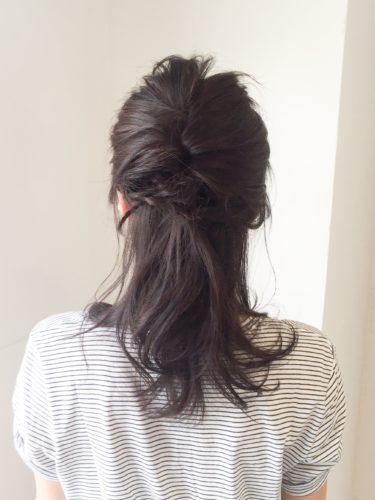 30代に似合うショートのヘアアレンジ10