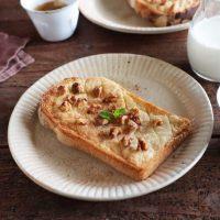 【連載】おうち時間を楽しもう!簡単に作れるメロンパントースト