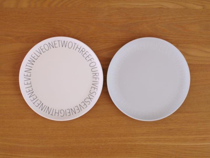 デザインレターズ風のデザインが話題の、使いやすい食器!