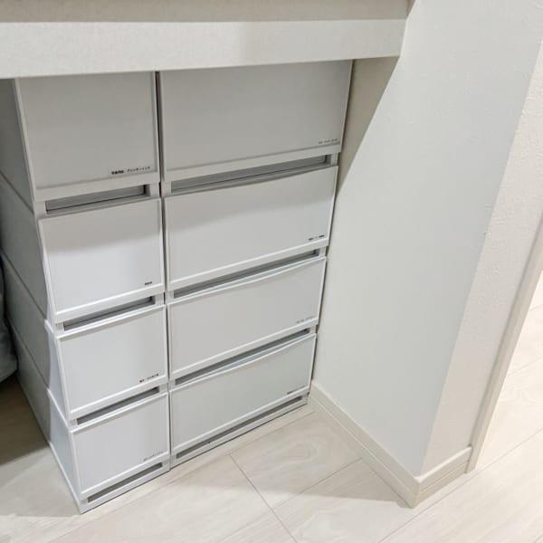 無印良品 ニトリ IKEA 押し入れ収納9