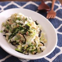 白菜を使ったおかずレシピ特集!作ってみたくなる話題の人気料理をご紹介♪