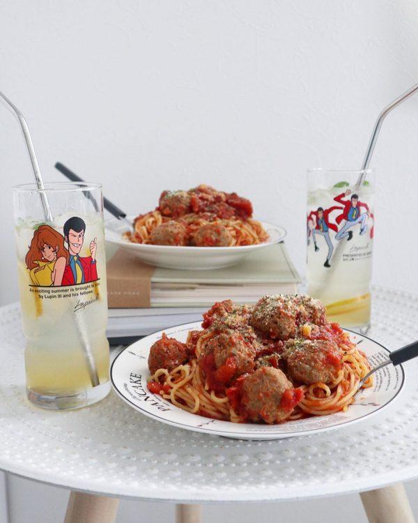ルパン三世 ミートボールスパゲティ