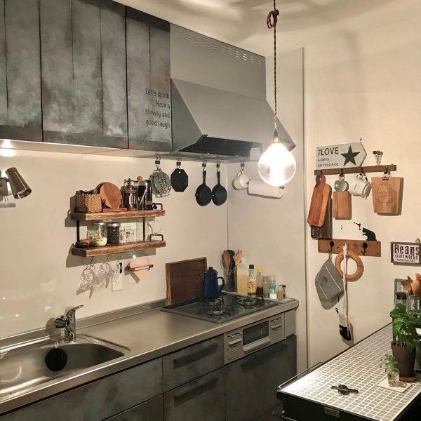 キッチン DIY セルフリノベ4
