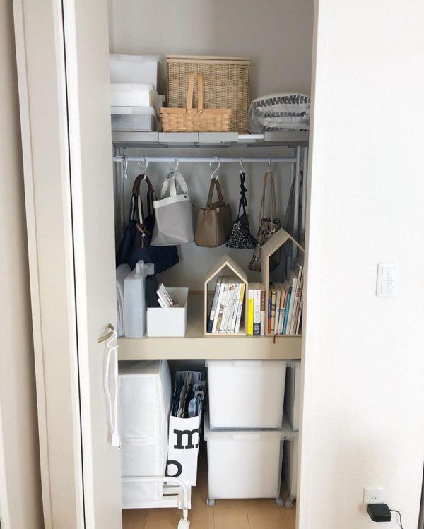 収納センス抜群の一人暮らし部屋2