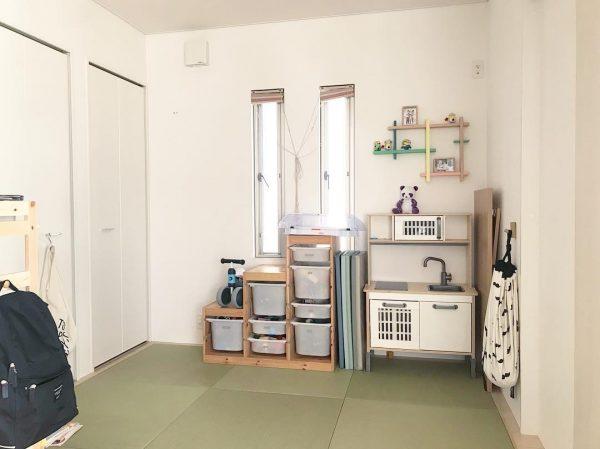 日本ならではの子供部屋