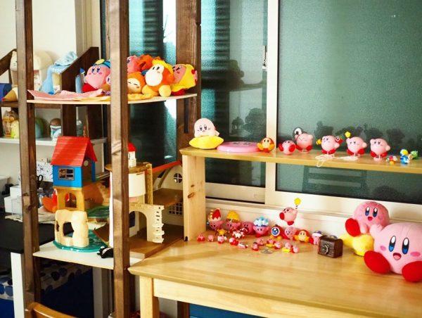 ディアウォールの子供部屋DIY活用アイデア3