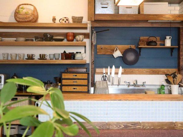 キッチン DIY セルフリノベ