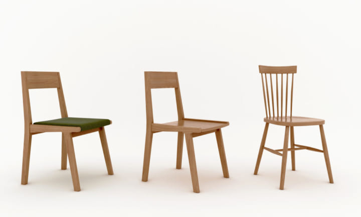 一人暮らしにおすすめの椅子