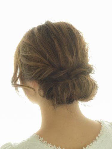 30代に似合うショートのヘアアレンジ11