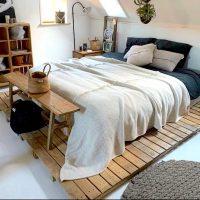 ナチュラルだから心安らぐ♡ずっといたくなる素敵な寝室インテリア