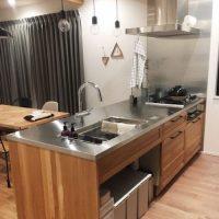 家事意欲が高まること間違いなし♪シンプルで生活感がない素敵キッチンを紹介!