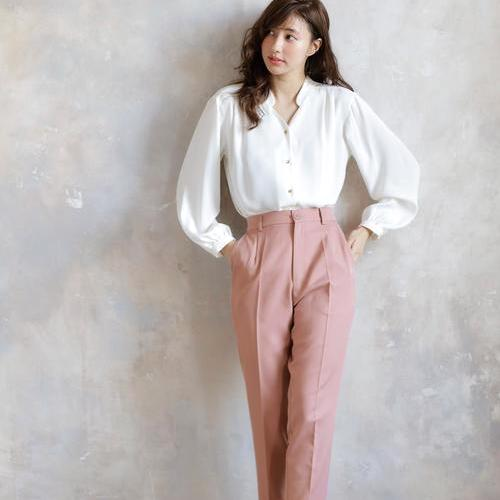 30代40代女性に♡【2020春】大人が着るとおしゃれなパンツコーデ