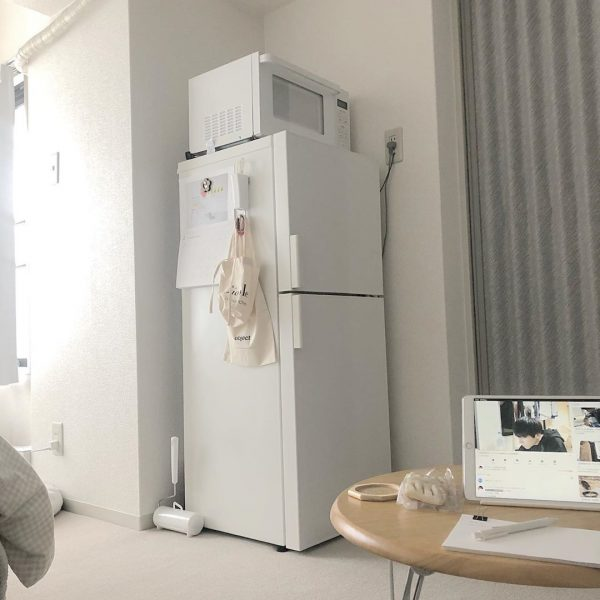 使いやすさを追求したスマートな冷蔵庫