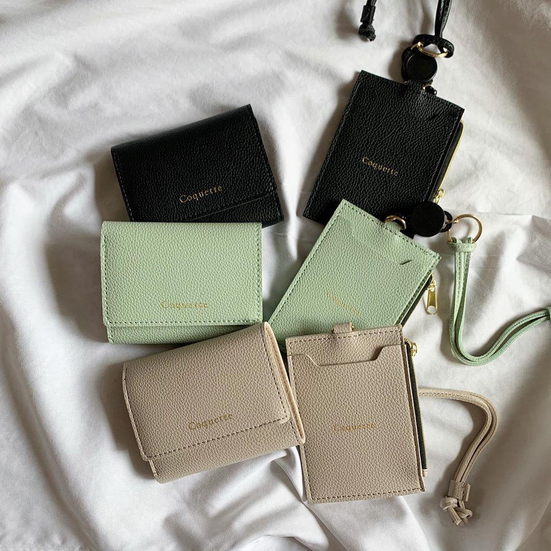 おしゃれな財布&カードケース