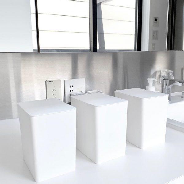 洗面所収納12