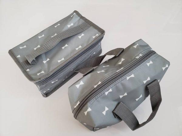 保温保冷仕様のランチバッグ