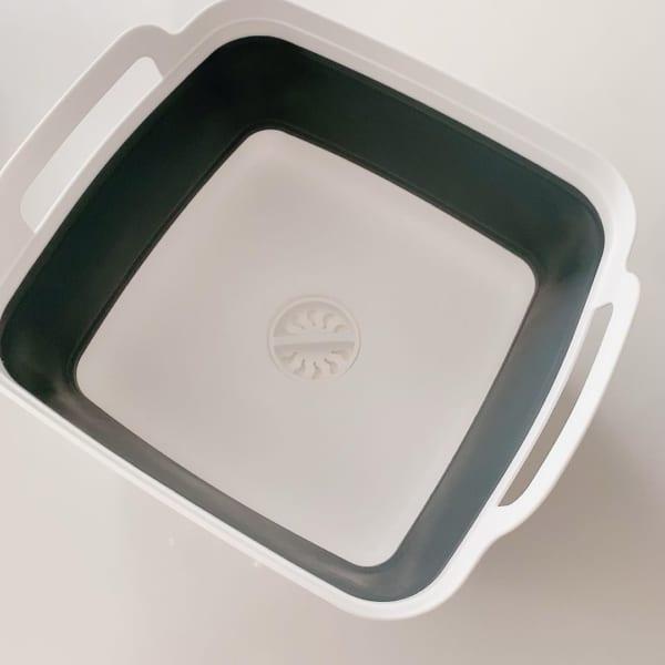 折り畳み式の洗い桶