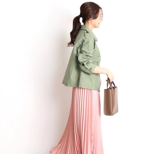 春風になびかせて♡ふんわり揺れる垢抜けフェミニンスカート15選