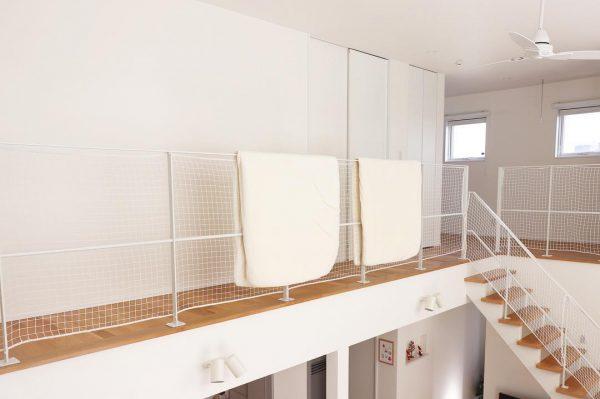 洗濯物&布団を干すスペースとして使う2