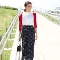 【軽井沢】8月の服装24選!真夏でも涼しい場所の最適ファッションを解説!