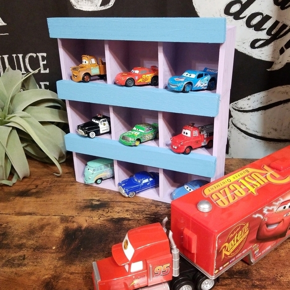 おもちゃ収納 100均 DIY6
