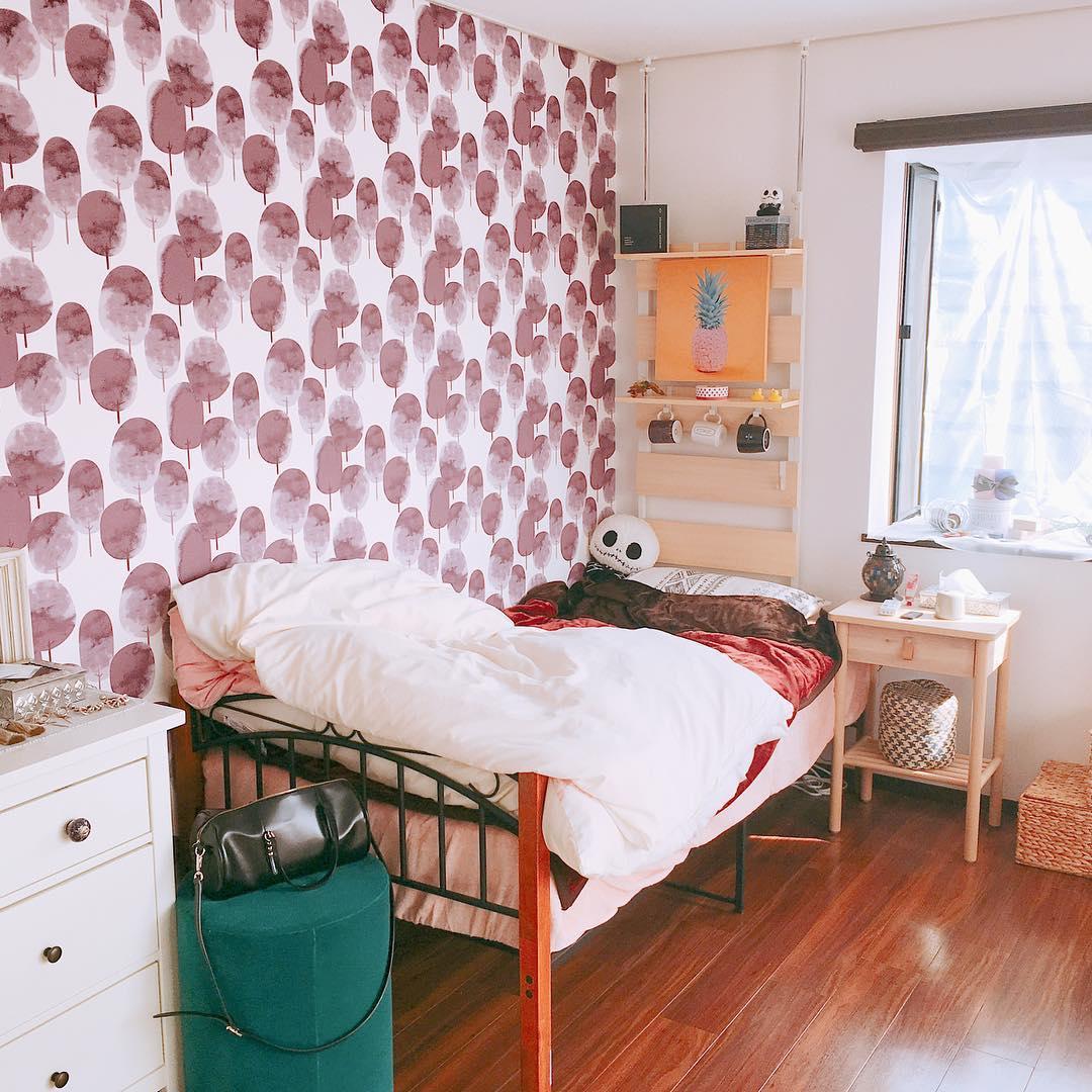 IKEA ベッドルーム8