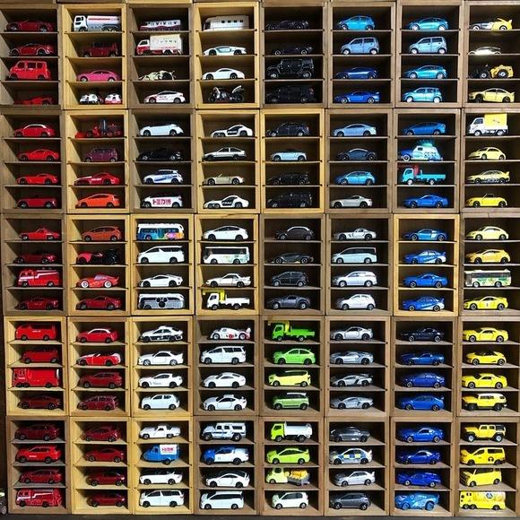 おもちゃ収納 100均 DIY7