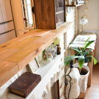 【ダイソーetc.】商品で作る素敵な収納♪100均DIYでおしゃれキッチンを!