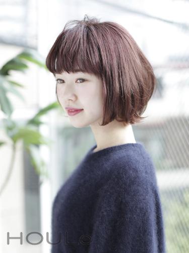 30代ママにおすすめの髪色《暖色系カラー》2