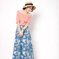 【沖縄】8月の服装27選!観光地の夏を全力で楽しめるファッションをご紹介