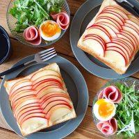 おしゃれな朝ご飯を作ろう♪カフェ気分を味わえる豪華な朝食レシピ特集!