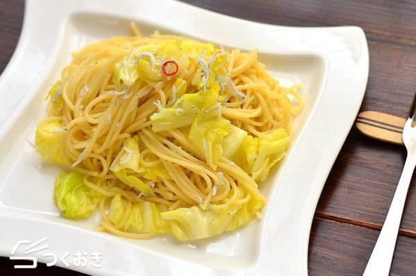 お弁当にパスタの簡単人気レシピ☆オイル系10