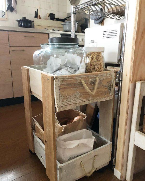 キッチン DIY セルフリノベ18