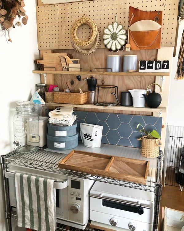 キッチン DIY セルフリノベ17
