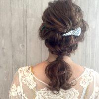 ミディアムの簡単ヘアアレンジ特集!大人女子のおしゃれな髪型を一挙大公開♪