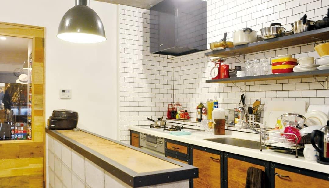 キッチン リノベーション20