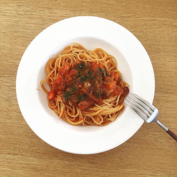 パスタやスープとぴったりの深皿