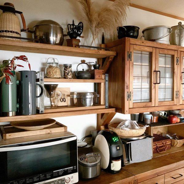 キッチン DIY セルフリノベ15
