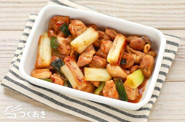 和食の献立に簡単な人気のレシピ☆炒め4
