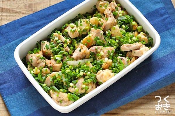 和食の献立に簡単な人気のレシピ☆炒め5