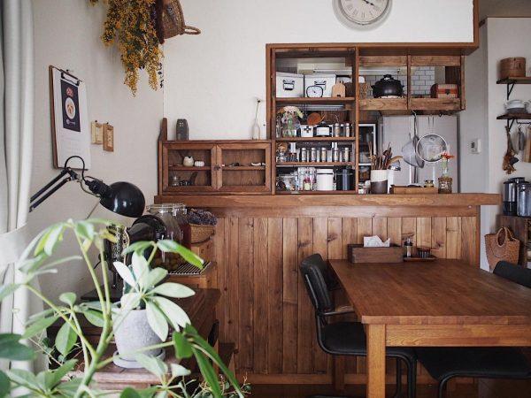 キッチン DIY セルフリノベ11