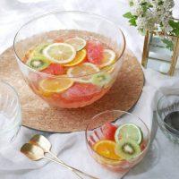 お料理をさらに美味しく引き立たせる!美しいラインが印象的な「ガラスの器」