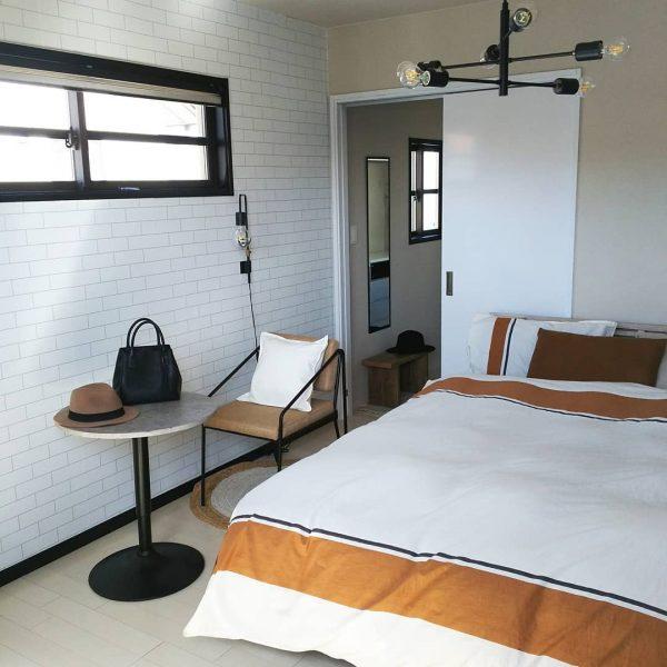 シンプルで居心地の良いお部屋8