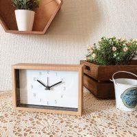 【3COINS・CouCou】の時計8選!お部屋のワンポイントにぴったり♪