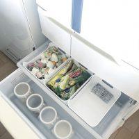 今よりもっと使いやすい冷凍庫を目指そう♪【冷凍庫内】のすっきり収納術