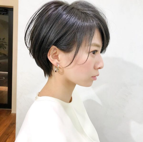子育て中におすすめの髪型4