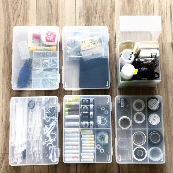 工具の収納アイデア12