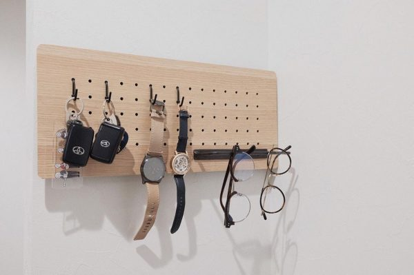 玄関の鍵収納アイデア12