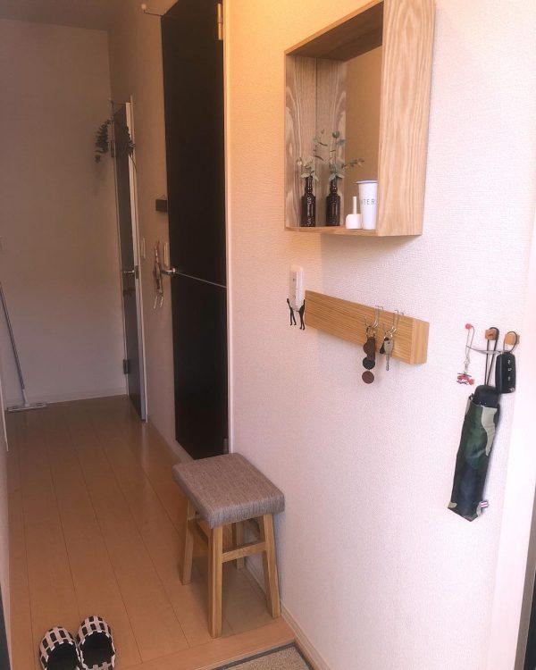 玄関の鍵収納アイデア17